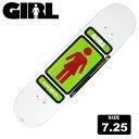 GIRL DECK ガール スケートボード 93 TIL INFINITY S.マルトMINI デッキ 7.25 GLD-964 スケボー ジュニア用