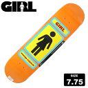 GIRL/ガール スケートボード デッキ スケボー 93 TIL INFINITY M.Mキャパルディ DECK 7.75 GLD-965