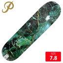 PRIMITIVE プリミティブ デッキ MARBLE BRIAN PEACOCK DECK 7.8 PRD-036 スケートボード skateboard スケボー