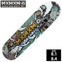 スケボー デッキ マジカルマッシュ MxMxM MAGICAL MOSH SHIKI HURICANE DECK 8.1 8.4 MMD-008 スケートボード
