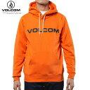 【在庫処分】VOLCOM ボルコム パーカー メンズ プルオーバー TTT Boards Pullover ORG トップス 【クエストン】
