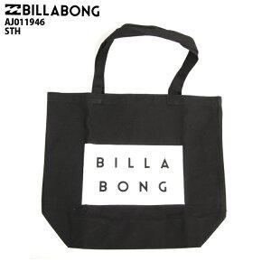 BILLABONG トートバッグ AJ011946 BLK ユニセックス【