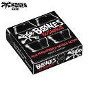 BONES ボーンズ ブッシュゴム Hardcore bush-BLACK [ HARD 96A ] BOC-010-3 スケボー スケート...