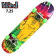 BLIND ブラインド コンプリート スケートボード スケボー キッズ セット HIPPIE LOONEY TIE DYE 7.3 インチ BLC-012
