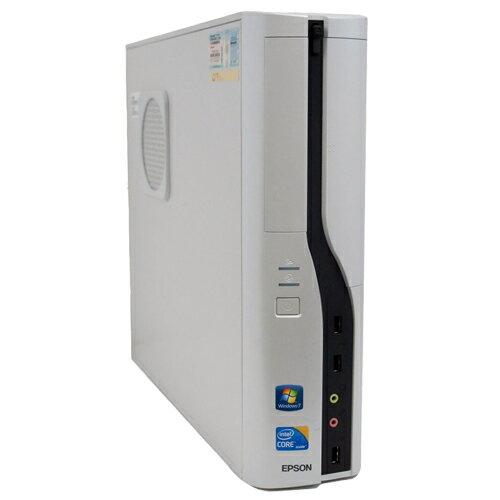 中古パソコン EPSON Endeavor MR4000 Windows 10 Pro Core i5 3.3GHz 4GB 250GB DVDマルチ HDMI端子付 【中古】【デスクトップ】