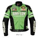 シンプソン SJ-6115 メッシュジャケット