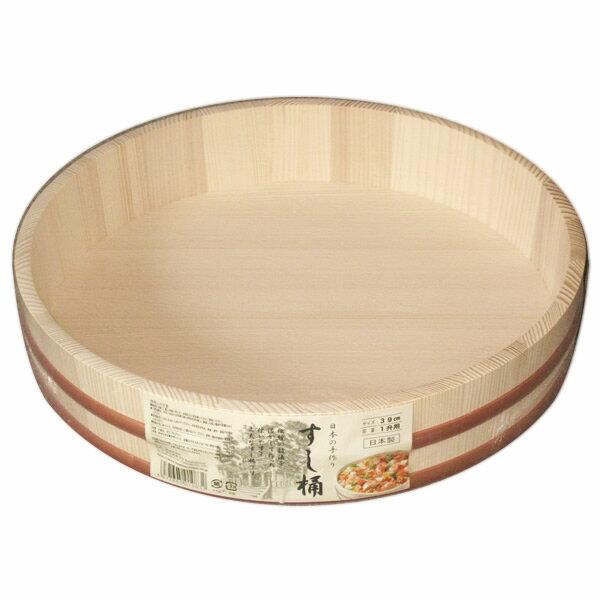 日本製 すし桶 1升 39cm(寿司桶・飯台)...:ra-beans:10000505