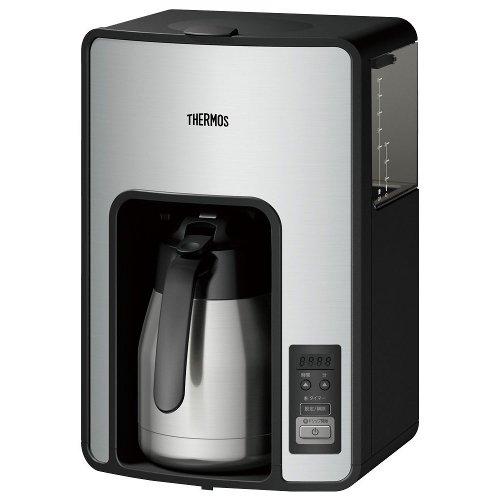サーモス コーヒーメーカー ECH-1000 クリアステンレス(CS)