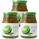 料理研究家・J.ノリツグさんプロデュース J's ライム茶580g×3本セット(プロが選んだライムティー)(ギフト・中元 歳暮)【常温・冷蔵可】【送料無料】