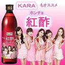【常温・冷蔵】紅酢(ホンチョ)ざくろ 500ml 紅酢 KARA カラ【fsp2124】【RCP】