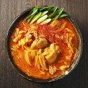 【冷凍・冷蔵可】韓国タットリタン(鶏と野菜のピリ辛煮)600g(約2人前・袋入)【タ