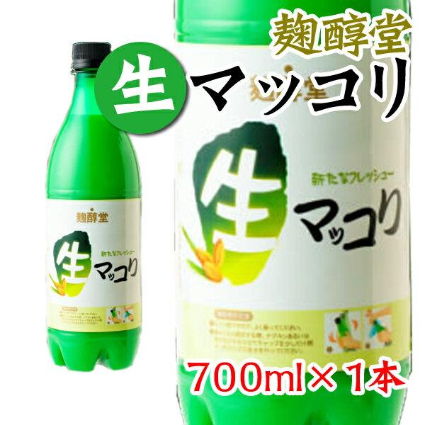 【冷蔵限定品】麹醇堂生マッコリ700ml(クッス...の商品画像