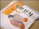 ダイエットメニューにもうってつけ!【常温・冷蔵・冷凍可】韓国で大ブーム!20種類の農水産物入り韓国「禅食」500g袋入【10P19May09】