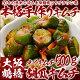 【冷蔵限定】本格韓国胡瓜キムチ 500g(袋入り)(オイキムチ、きゅうりキムチ)
