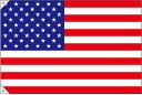 世界の国旗 アメリカ(小)W1050×H700mm