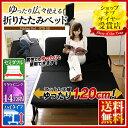 [クーポンで500円OFF]【送料無料】アイリスオーヤマ 折りたたみベッドセミダブルOTB-SD