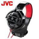 送料無料 Victor・JVC アラウンドイヤーヘッドホン HA-XM20X[オーバーヘッド・密閉型・ダイナミック型]【D】