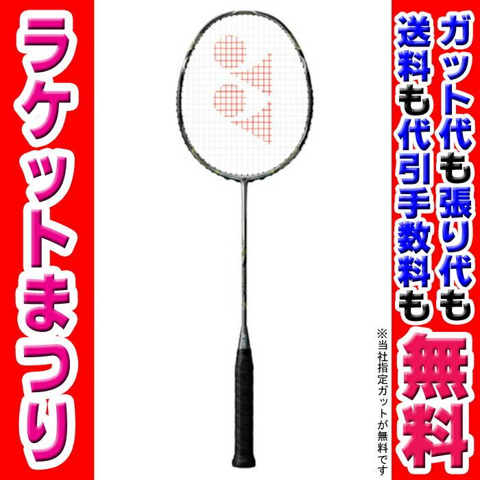 ヨネックス NR900 ナノレイ900 バドミントンラケット【送料無料】 【ガット張り工賃無料】
