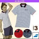 [バボラ テニス・バドミントンウェア(メンズ/ユニ)]ゲームシャツ/ユニセックス(BAB-1605)