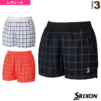 [Srixon 網球專業 (女士),遊戲床單/婦女 (2690 W SS-)