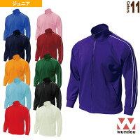 [wundou(ウンドウ) オールスポーツウェア(メンズ/ユニ)]パイピングトレーニングシャツ/ジュニア(2000)の画像