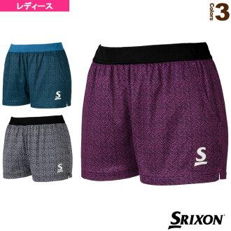 [Srixon 網球專業 (女士),遊戲床單/婦女 (2699 W SDS-)