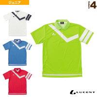 [ルーセント テニス ジュニアグッズ]ゲームシャツ/ジュニア(XLP-831)の画像