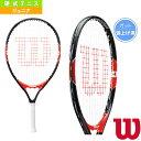[ウィルソン テニス ジュニアグッズ]Roger Federer 21/ロジャー フェデラー 21(WRT200600)子供用ジュニアラケット