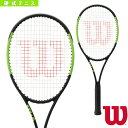 [ウィルソン テニスラケット]2016年12月上旬【予約】BLADE 98 (16×19) COUNTERVAIL/ブレイド 98 (16×19) カウンターヴ...