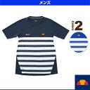 [エレッセ テニス・バドミントン ウェア(メンズ/ユニ)]ゲームシャツ/メンズ(EM07201)