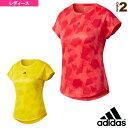 [アディダス テニス・バドミントン ウェア(レディース)]WOMENS CLUB グラフィックTシャツ/レディース(DJF35)