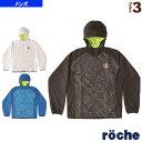 [ローチェ(roche) テニス・バドミントン ウェア(メンズ/ユニ)]フード付パーカー/メンズ(R7A09J)