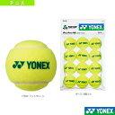 [ヨネックス テニス ボール]マッスルパワーボール40/1ダース12個入り(TMP40)ジュニアジュニアボールステージ1グリーンボール