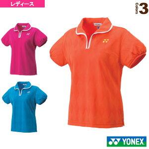 [ヨネックス テニス・バドミントン ウェア(レディース)]ゲームシャツ/スリムタイプ/レディース(20437)テニスウェアバドミントンウェア女性用