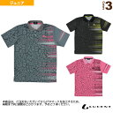 [ルーセント 卓球 ジュニアグッズ]ゲームシャツ/JTTA公認マーク付/ジュニア(XLP-845xP)