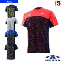[アンブロ サッカー ウェア(メンズ/ユニ)]URA GARA グラフィックショートスリーブシャツ/メンズ(UMULJA64)の画像