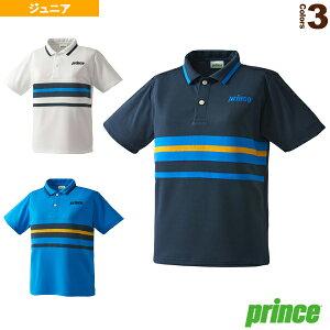[プリンス テニス ジュニアグッズ]ゲームシャツ/ジュニア(WJ198)子供用