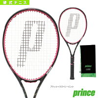 [プリンス テニス ラケット]BEAST 100/ビースト 100/フレーム280g(7TJ086)の画像