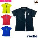 [ローチェ(roche) テニス・バドミントン ウェア(レディース)]ゲームシャツ/レディース(RD311)
