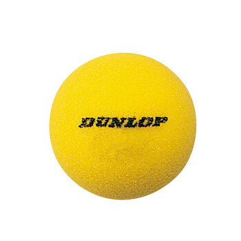 [ダンロップ テニスボール]SPONGE YL/1個