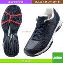 [プリンス テニス シューズ]AEROFIT GAME 12 CG/エアロフィット ゲーム 12/オムニ・クレー用/ユニセックス(DPS601)