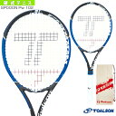 [トアルソン テニスラケット]スプーンパワー102/SPOOON Pw 102(1DR8080)