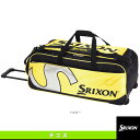 スリクソン/SRIXON テニスキャリー付きバッグ トーナメントキャリー/ラケット収納可(SPC2480)