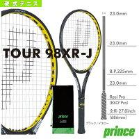【エントリーでポイント5倍!※9/19 9:59まで】[プリンス テニス ラケット]TOUR 98XR-J/ツアー 98XR-J(7T40L)の画像