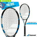 [バボラ テニスラケット]PURE DRIVE TOUR+/ピュアドライブツアープラス(BF101233)