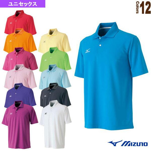 [ミズノテニス・バドミントンウェア(メンズ/ユニ)]ポロシャツ/ユニセックス(A75HM130)バド