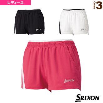 [Srixon 網球專業 (女士),遊戲床單/婦女 (2592 W SDS-)