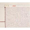 アシックス asics バドミントンネット エコタイプ(70212E) badminton 【バドミントン ネット】