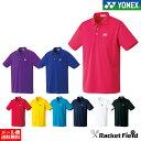ヨネックス ソフトテニス ウェア YONEX ポロシャツ 半袖 吸汗速乾 10300 メンズ レデ