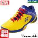 【限定モデル】バドミントン シューズ ヨネックス YONEX パワークッション03 SHB03Y badminton shoes